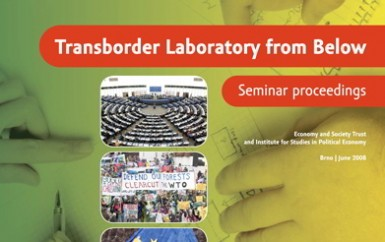 Transborder Laboratory for Cooperation from Below
