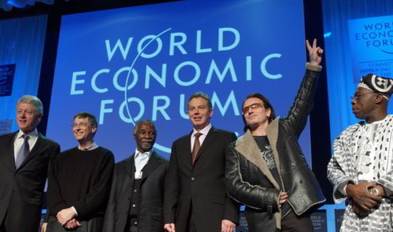 "The ""Bono-Banalization"" of Globalization in Davos"